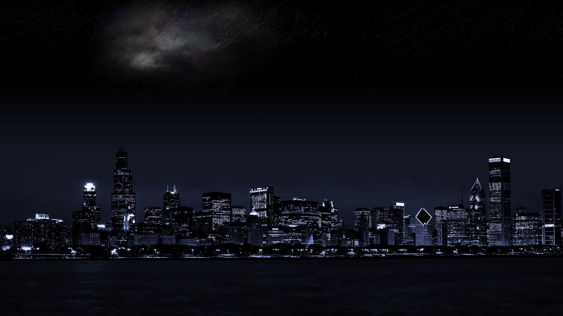 Dark City Wallpaper Download