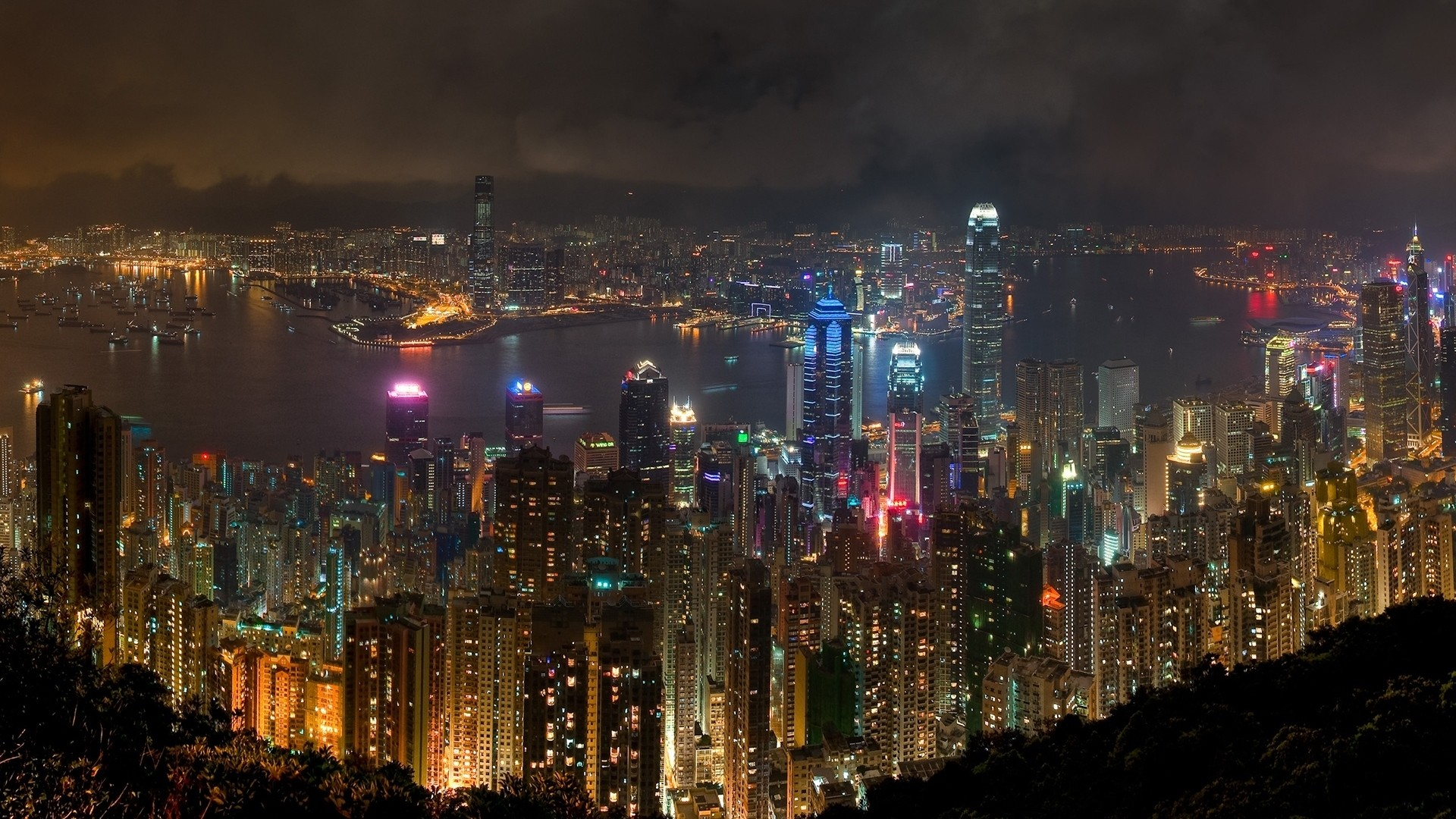 Dark City Wallpaper Pic