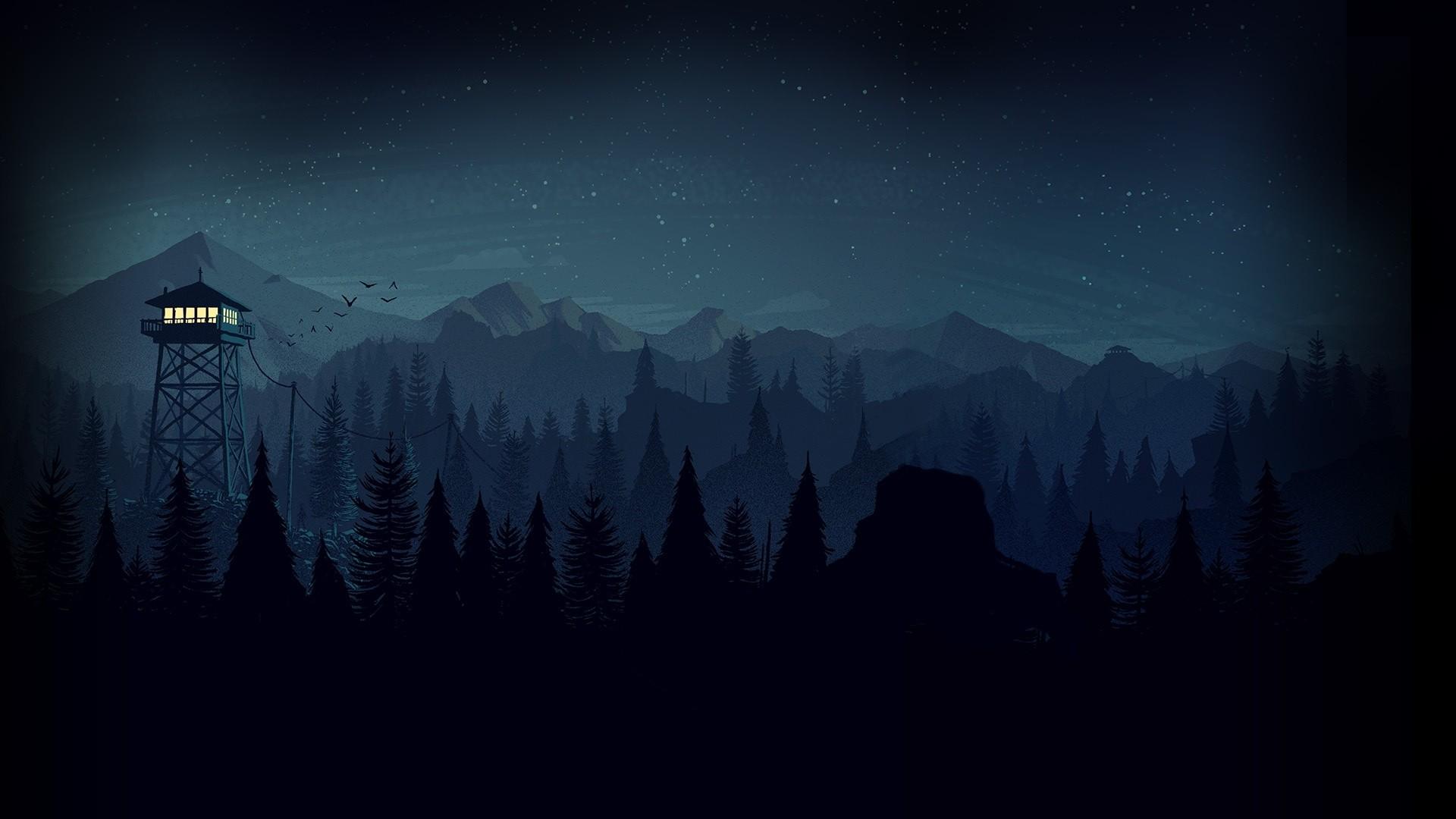 Dark Minimalist Free Wallpaper and Background