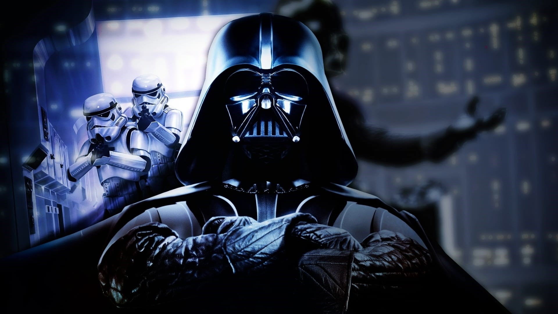 Darth Vader Wallpaper 1920x1080