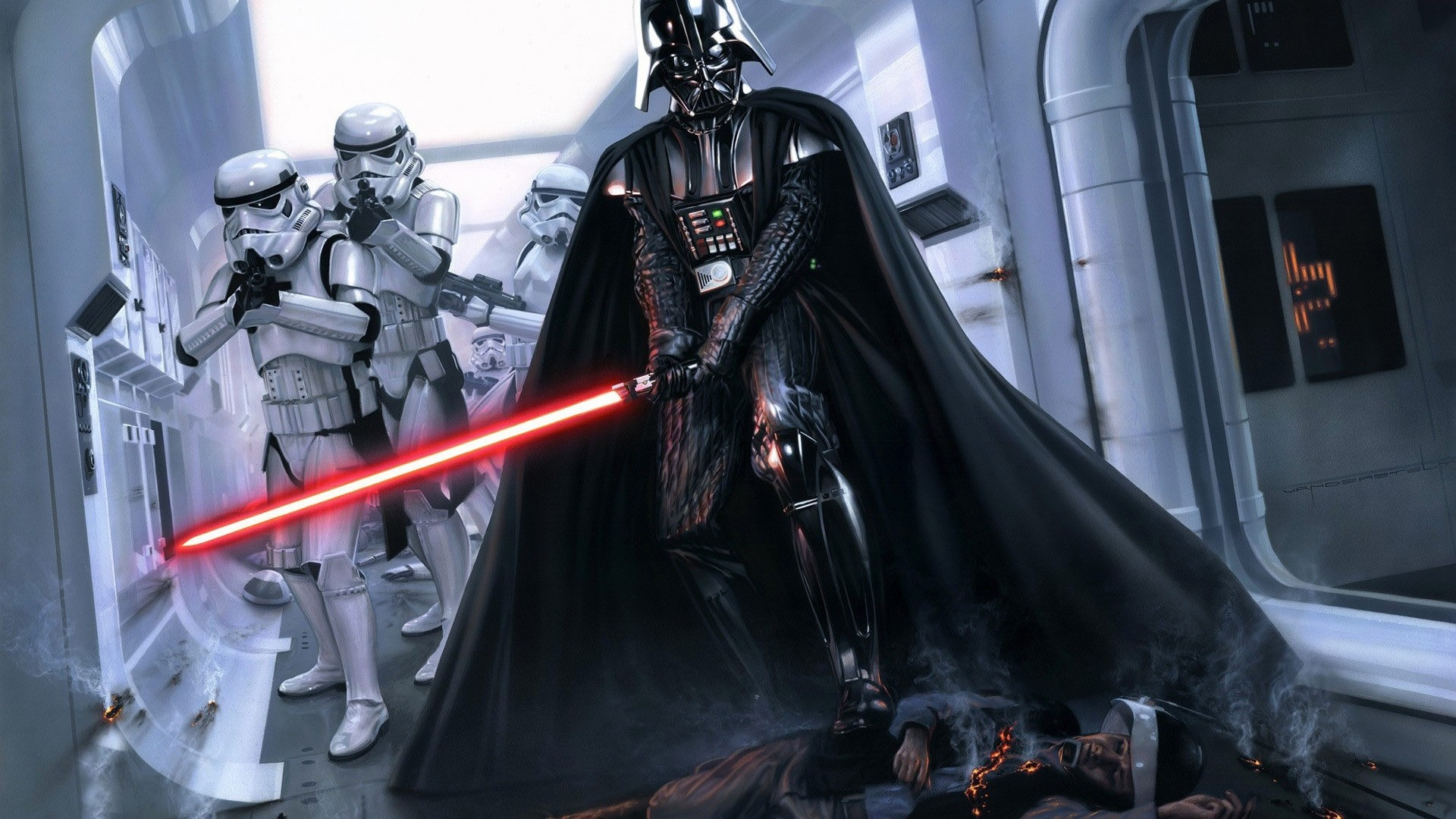 Darth Vader Wallpaper Download