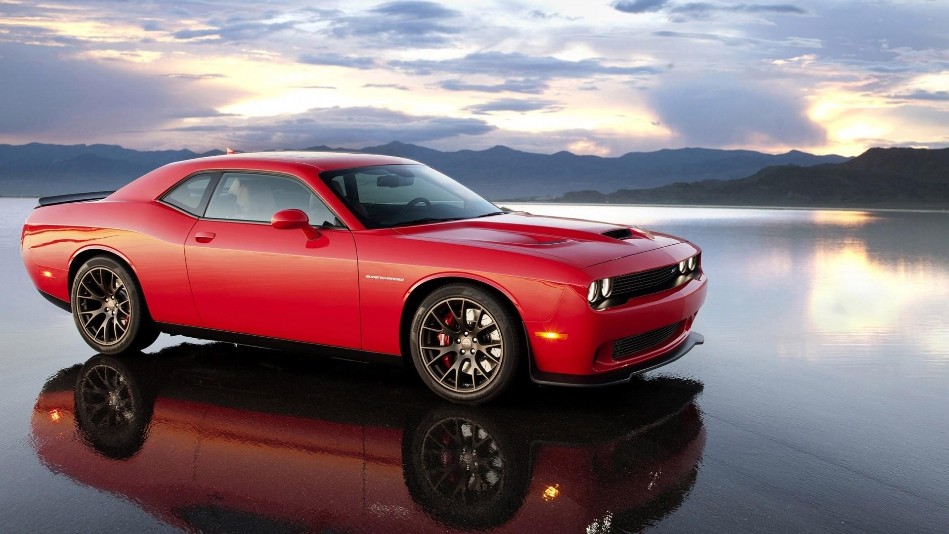 Dodge Challenger Srt Hellcat Wallpaper Free Download