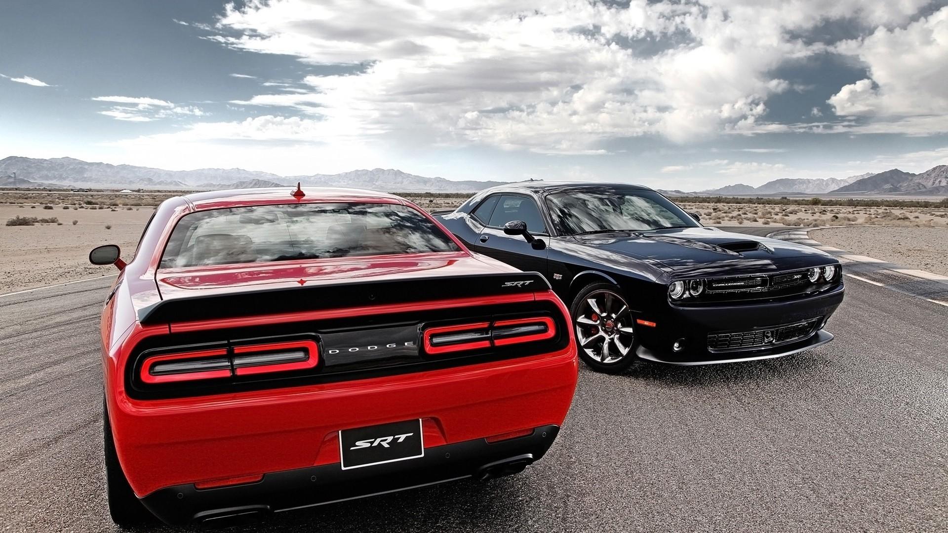 Dodge Challenger Srt Hellcat Wallpaper Full HD