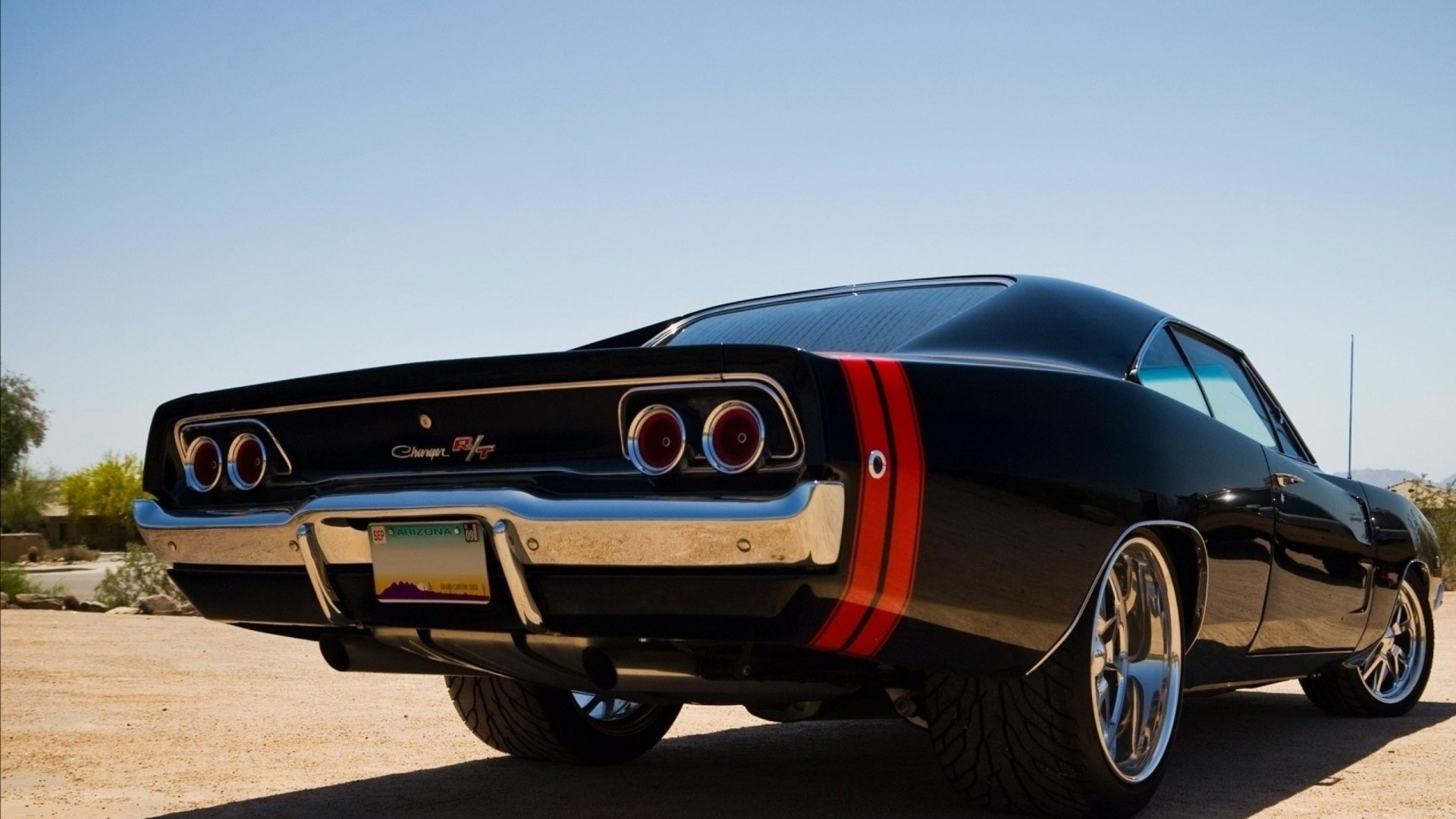 Dodge Charger Wallpaper Full HD