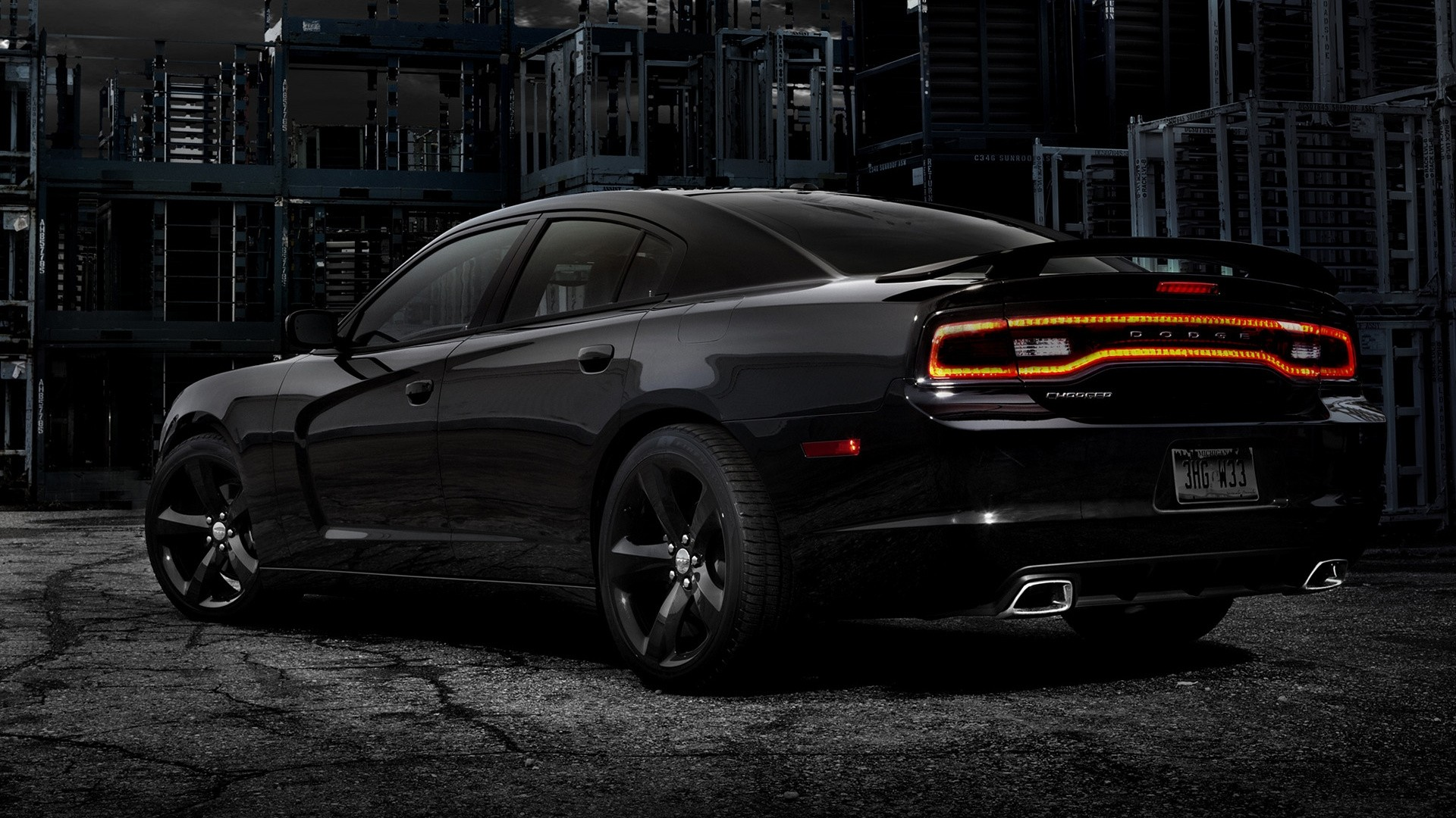 Dodge Charger Wallpaper Pic