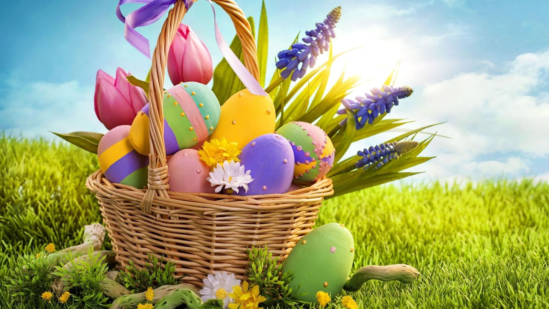 Easter 2020 Wallpaper Desktop