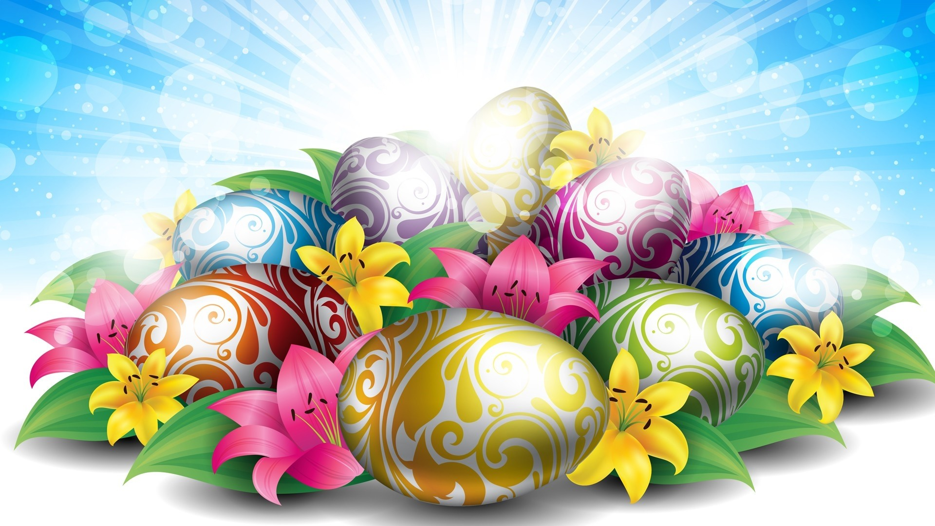 Easter 2020 Wallpaper Free