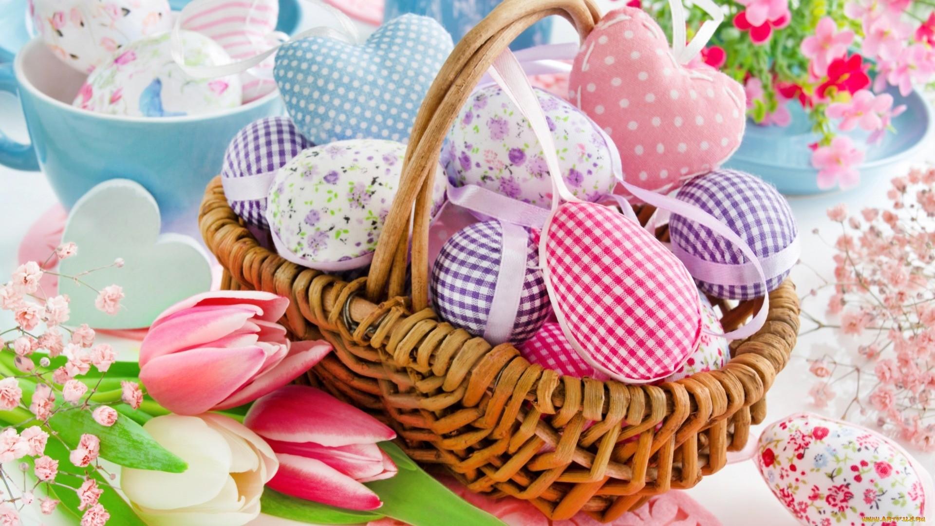Easter Egg Decoration 1920x1080