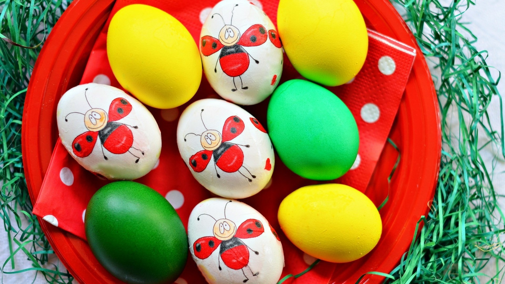 Easter Egg Decoration Free