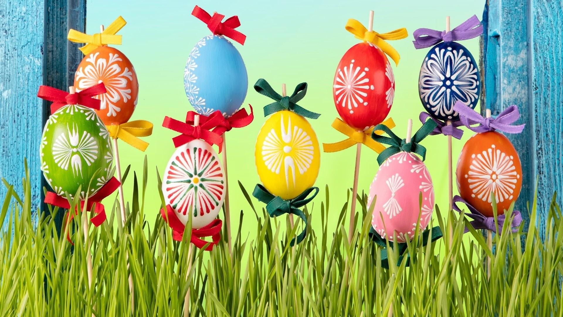 Easter Egg Decoration Pic