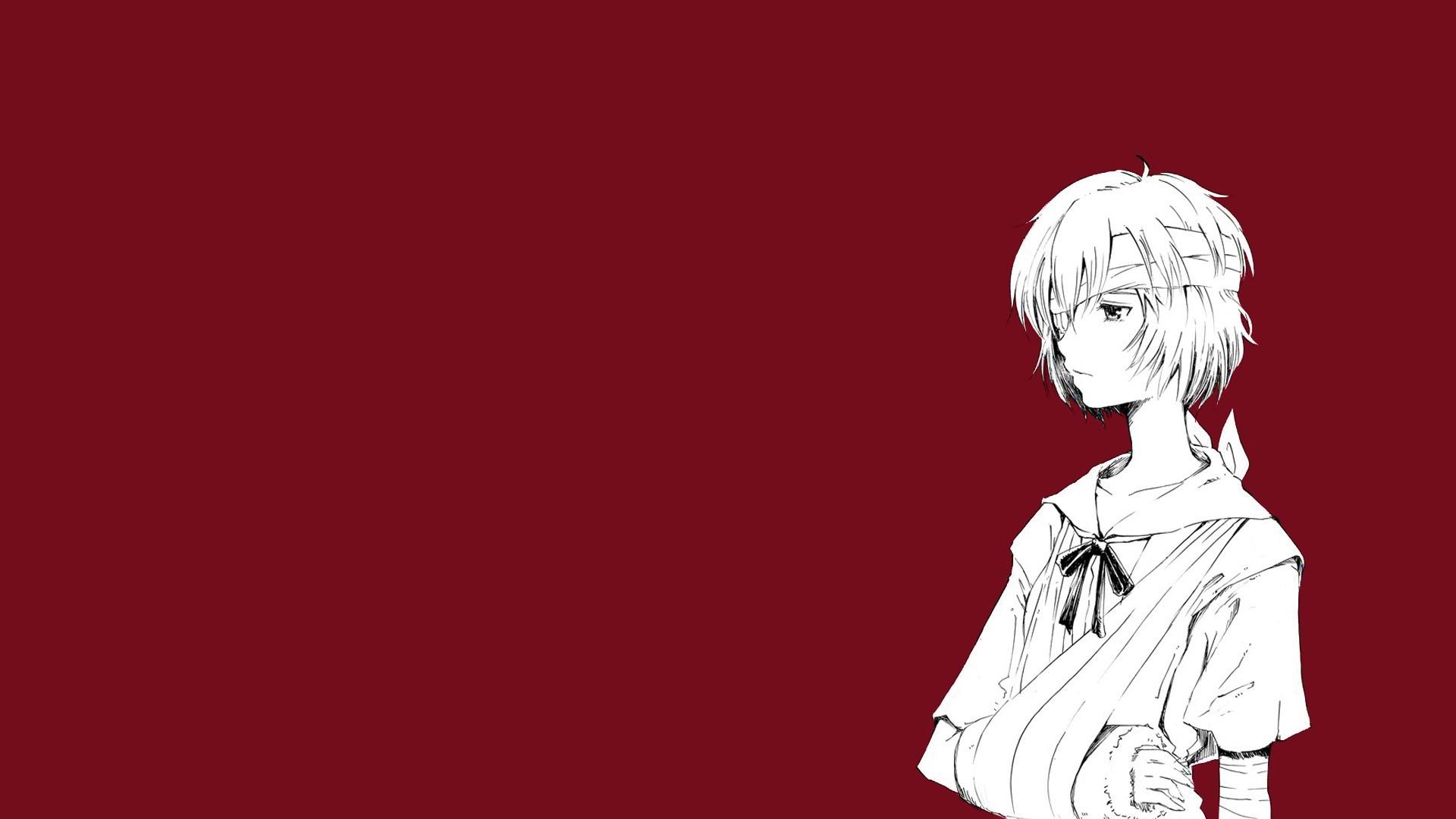 Evangelion Rei Wallpaper For Pc