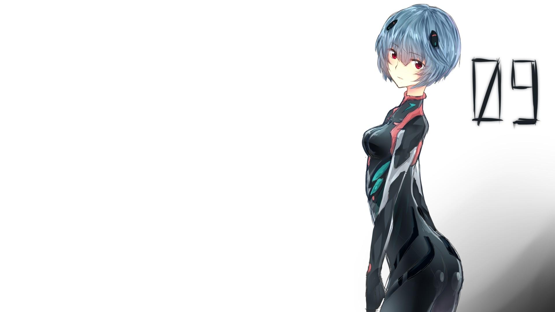 Evangelion Rei Wallpaper Pic