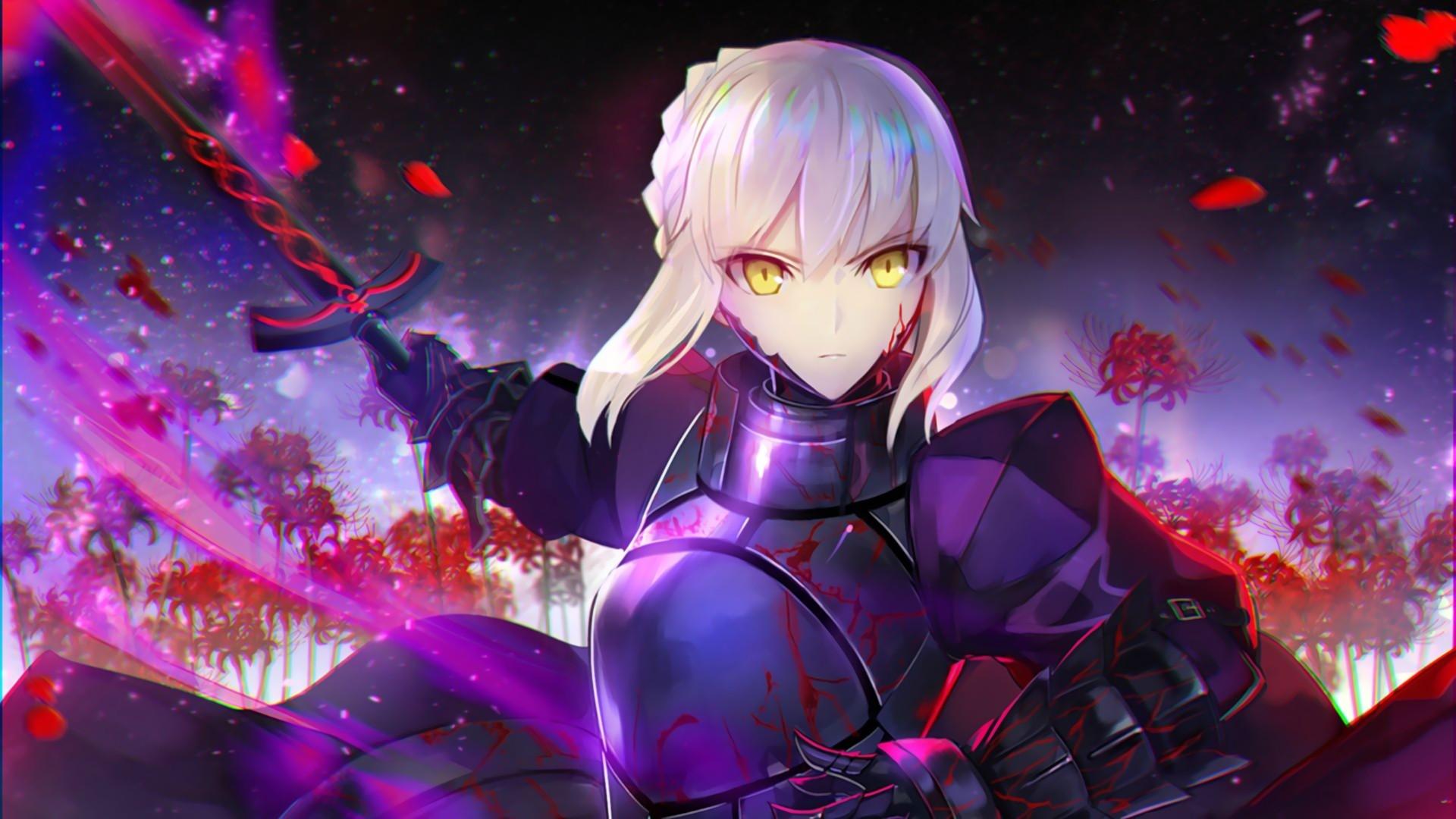 Fate Zero a Wallpaper