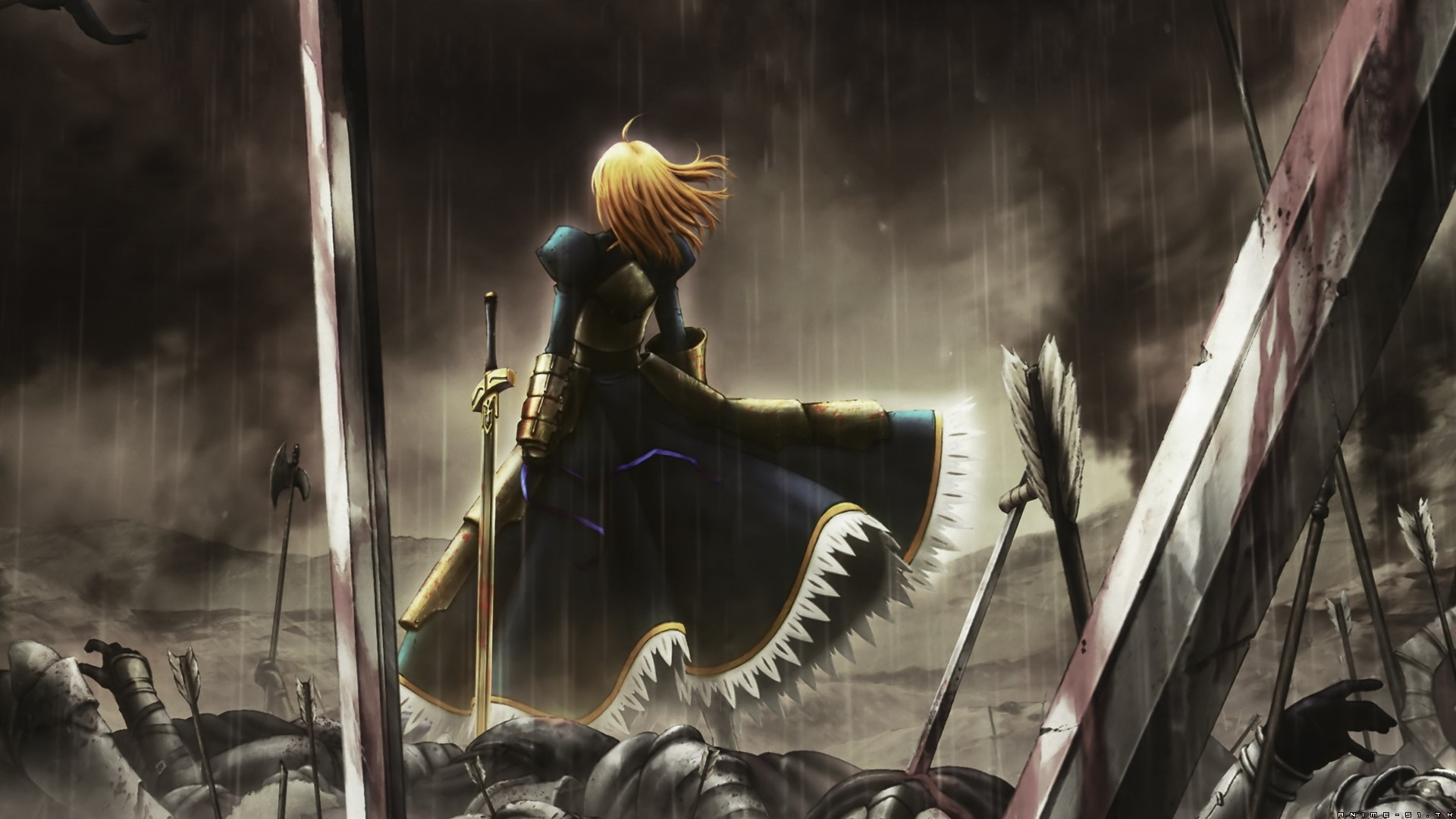 Fate Zero hd wallpaper for pc