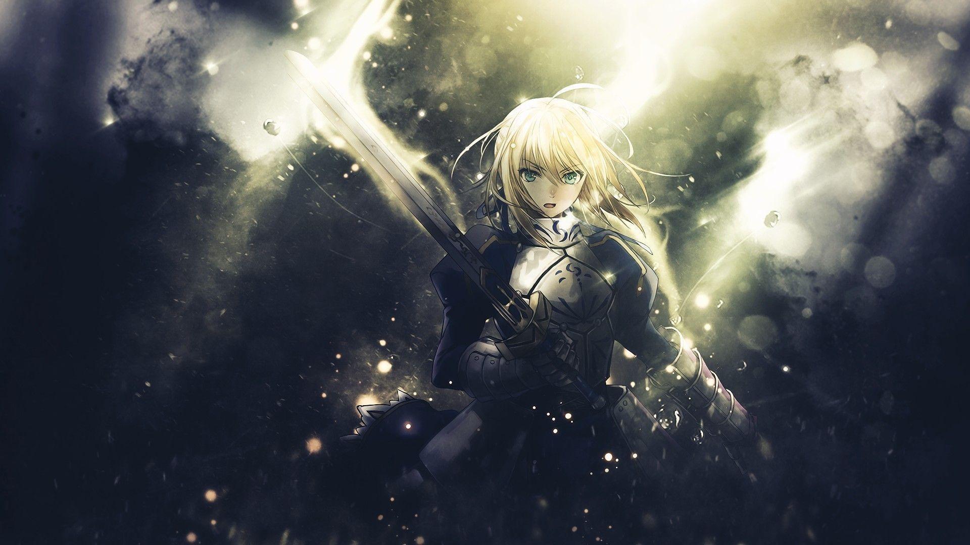 Fate Zero full hd wallpaper
