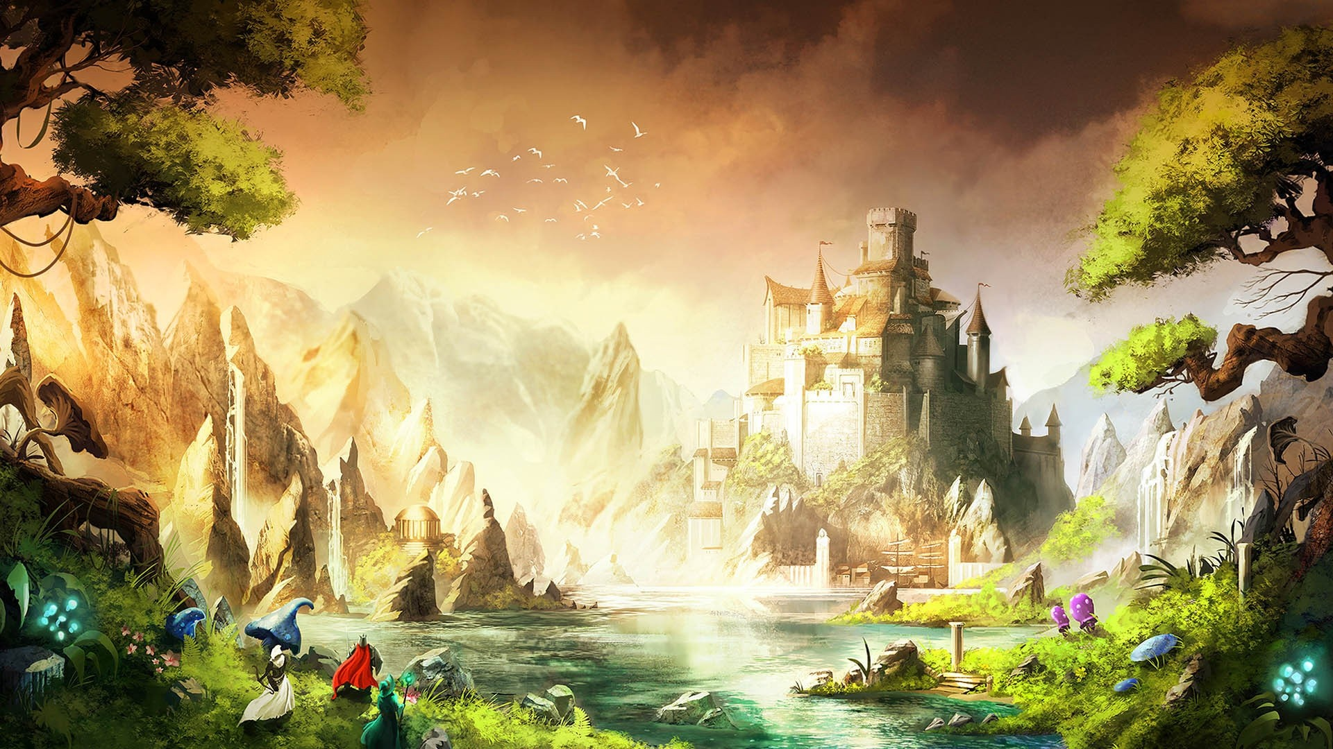 Free Fantasy Wallpaper Download Full