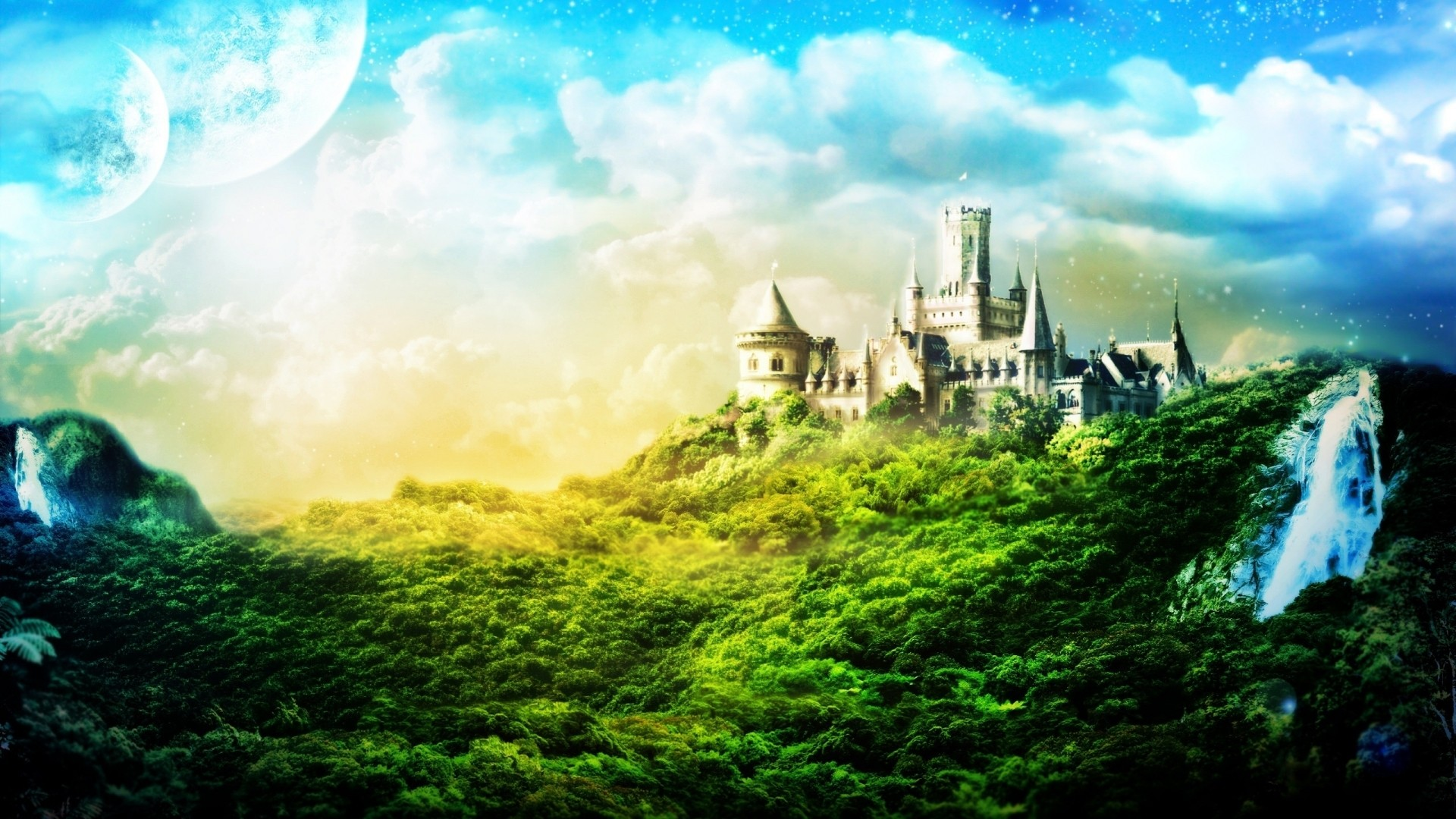 Free Fantasy Wallpaper Free Download