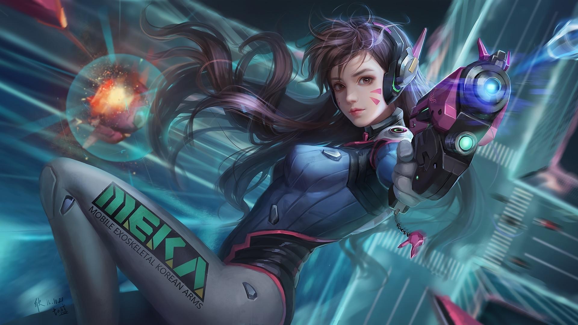 gamer girl 09