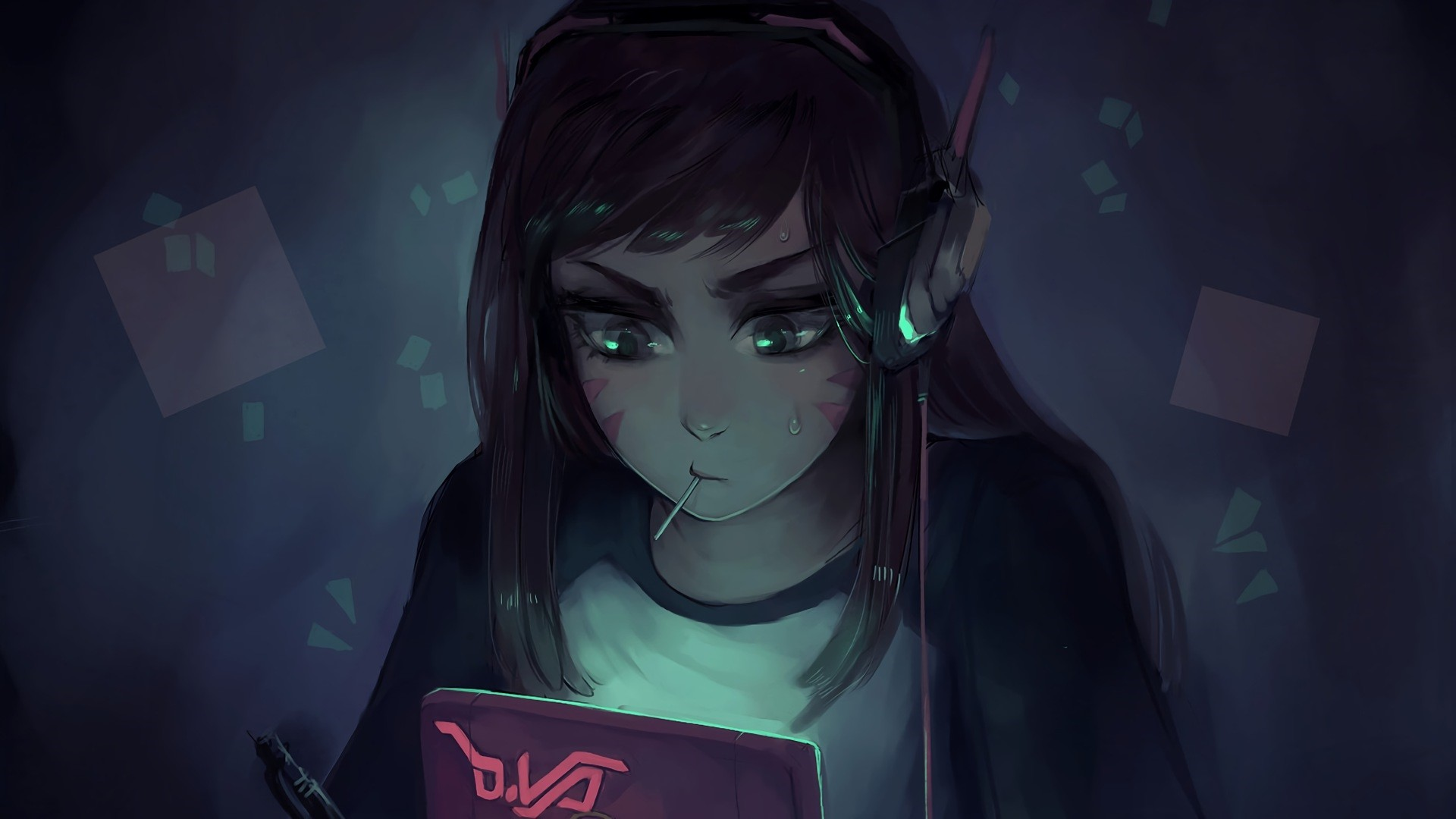 Gamer Girl Wallpapers (14 images) - WallpaperBoat