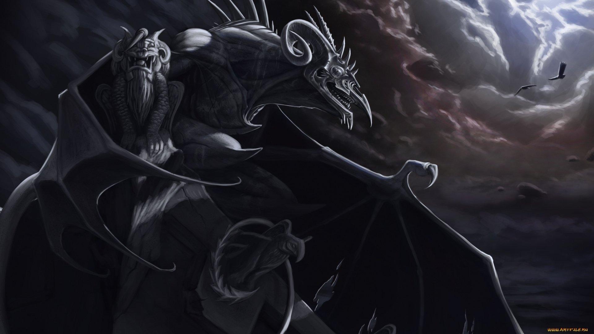 Gargoyle Wallpaper HD