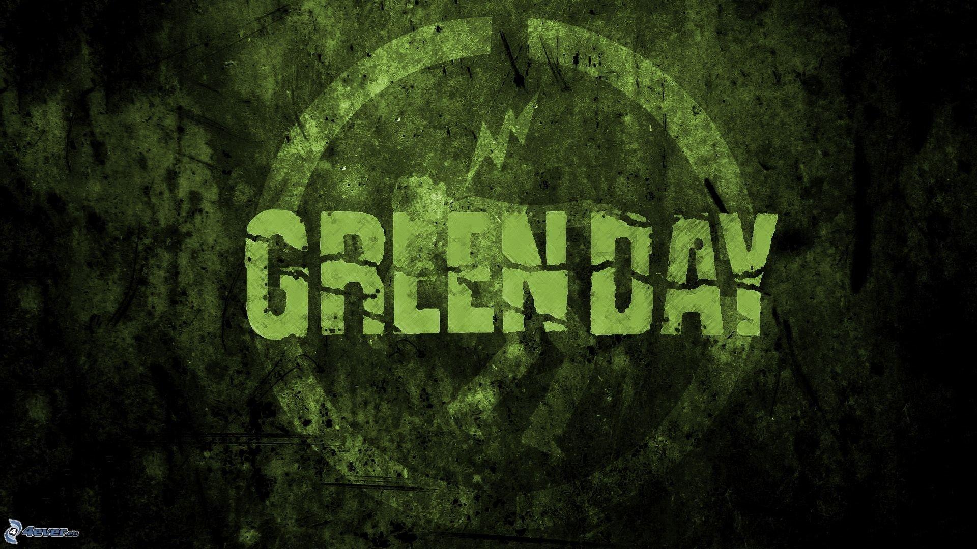 Green Day Wallpaper 1920x1080