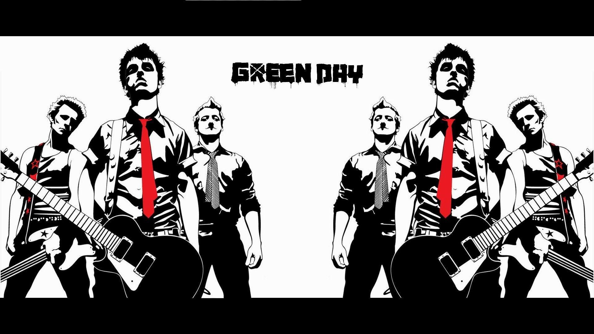 Green Day Wallpaper Desktop