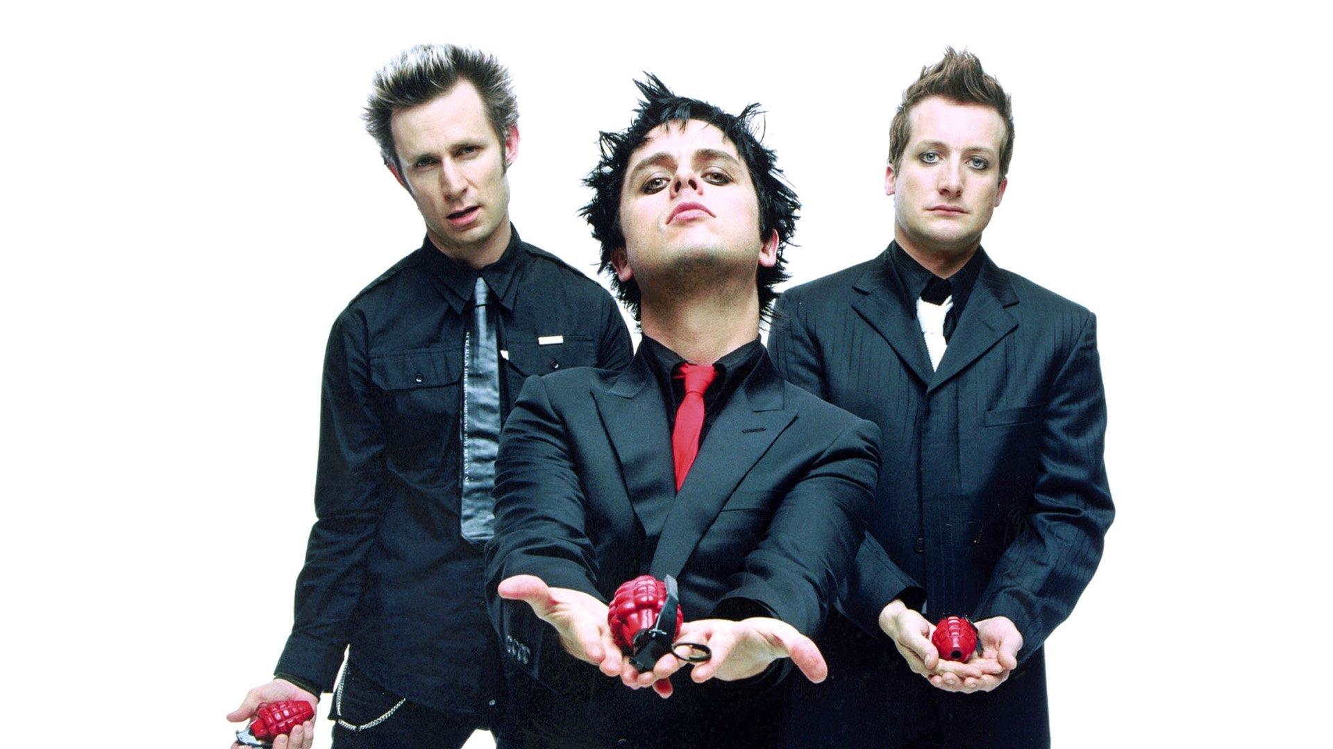 Green Day Wallpaper Download Full