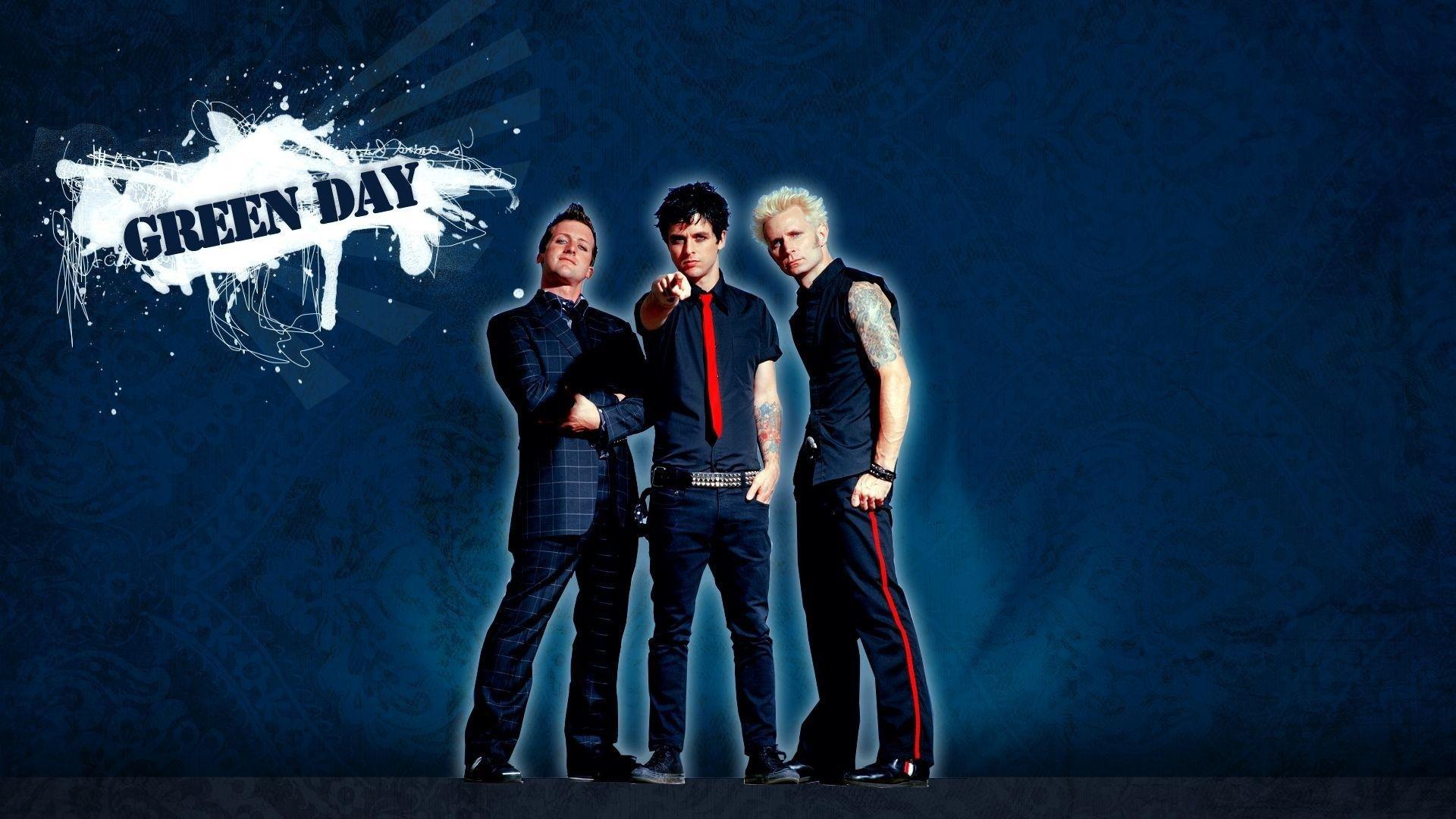 Green Day Wallpaper Free