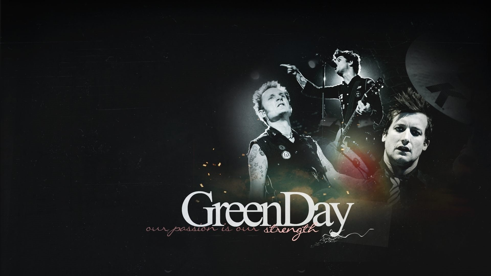 Green Day Wallpaper Free Download