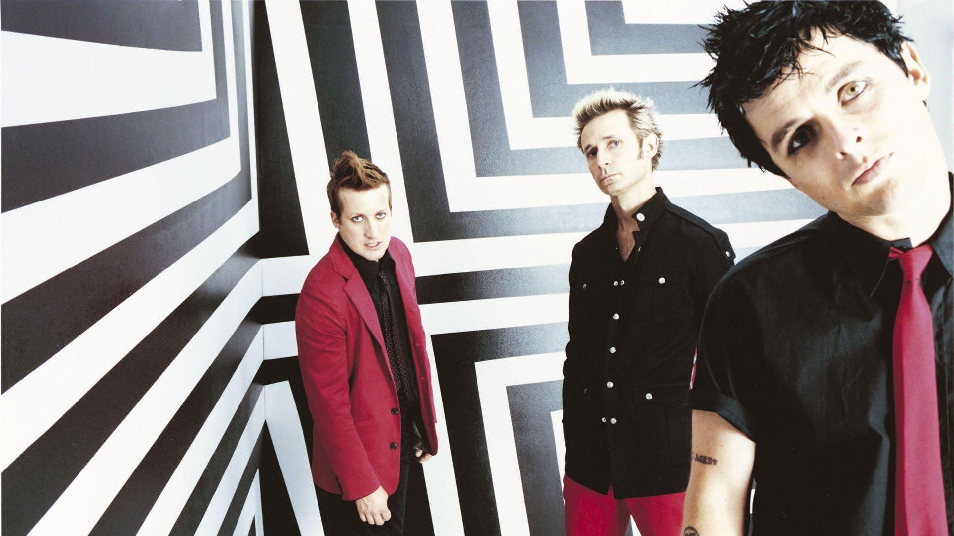 Green Day Wallpaper HD