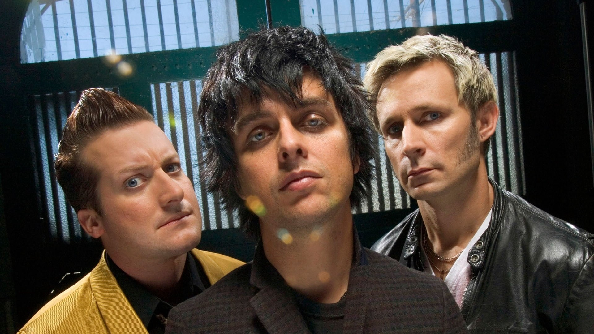Green Day Wallpaper Image