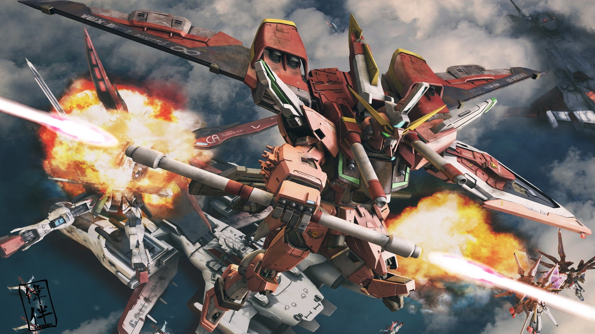 Gundam Wallpaper Download Full