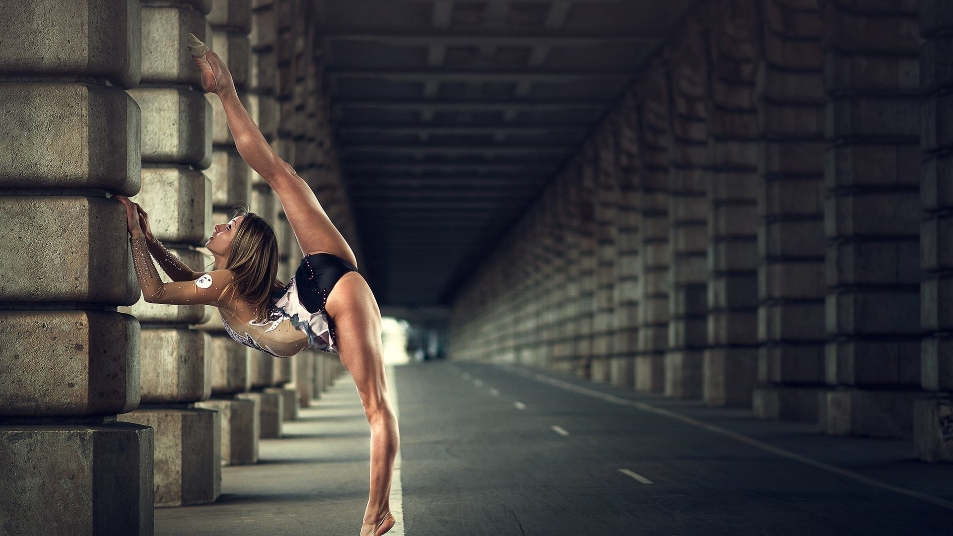 Gymnastics Backgrounds Full HD