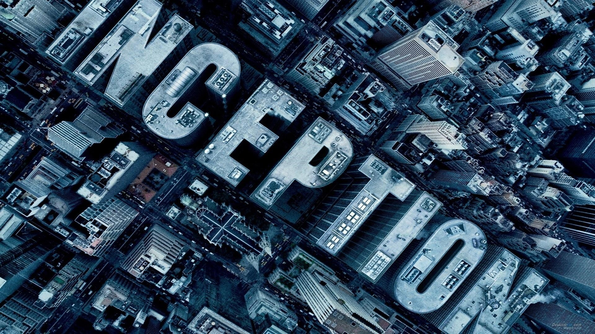 Inception Wallpaper Download Full