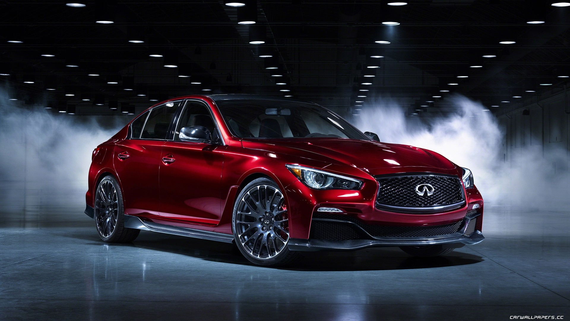Infiniti Wallpaper HD