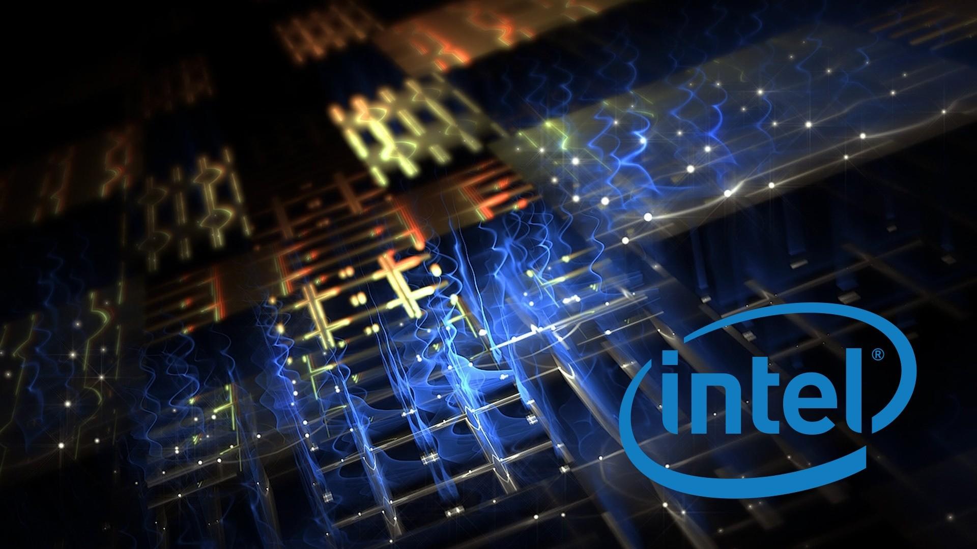 Intel Wallpaper 1920x1080