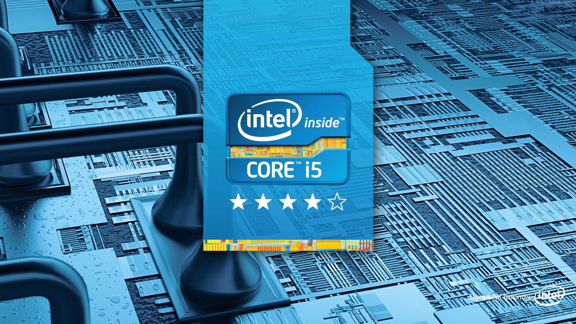 Intel Wallpaper Desktop