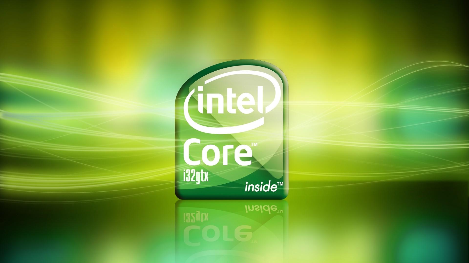 Intel Wallpaper Free