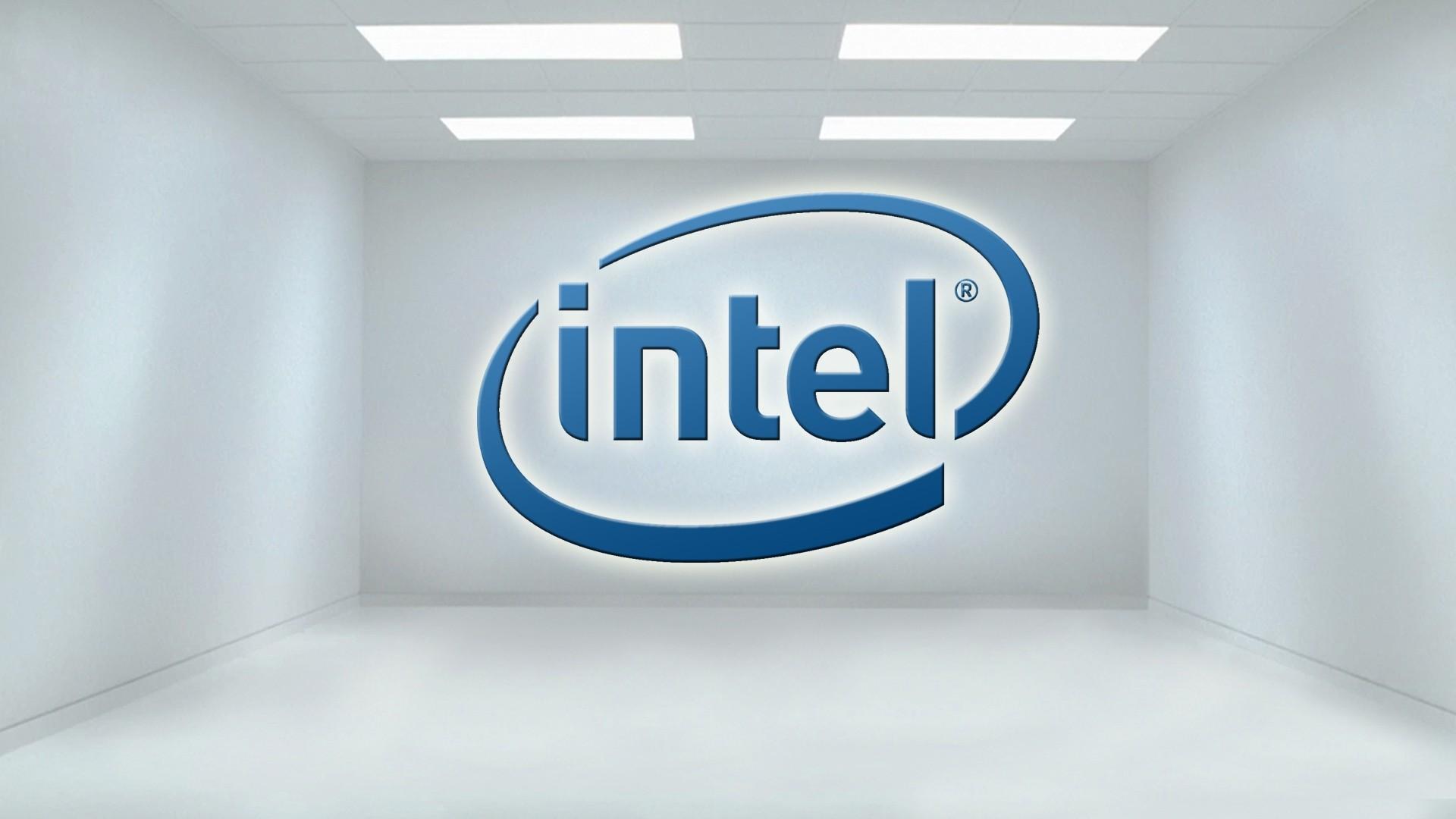 Intel Wallpaper Full HD