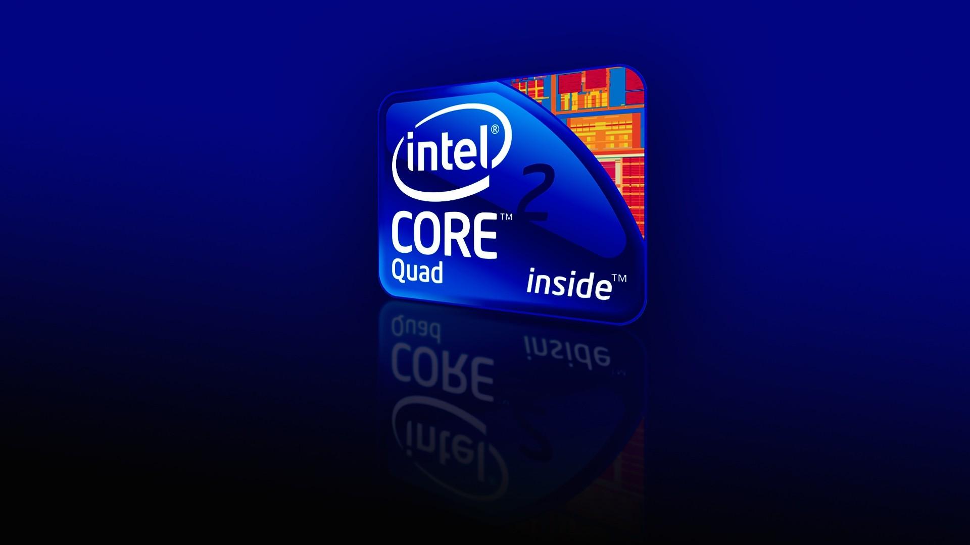 Intel Wallpaper Pic
