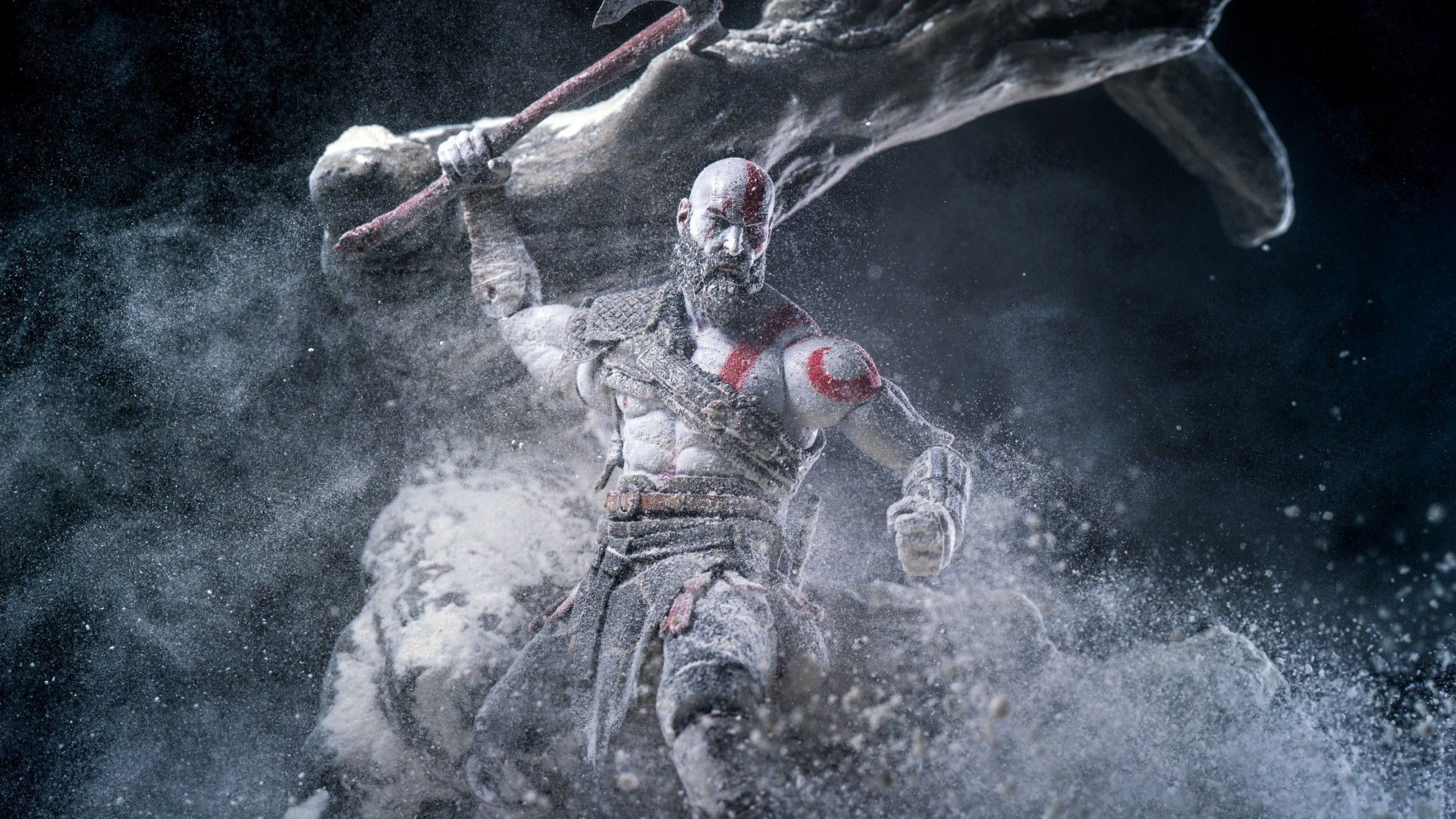 Kratos Wallpaper Download