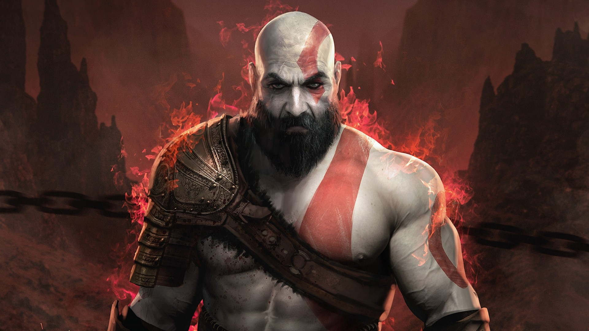 Kratos Wallpaper Download Full
