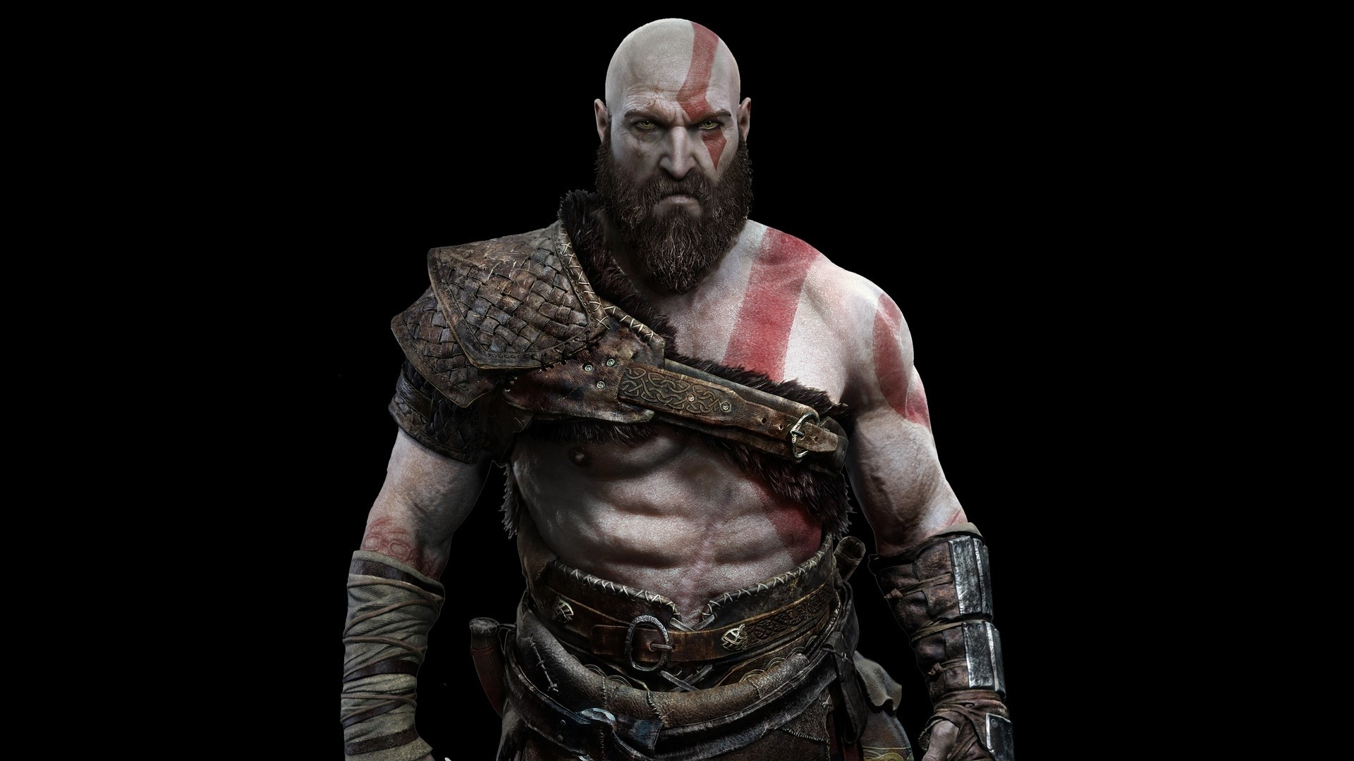 Kratos Wallpaper For Pc