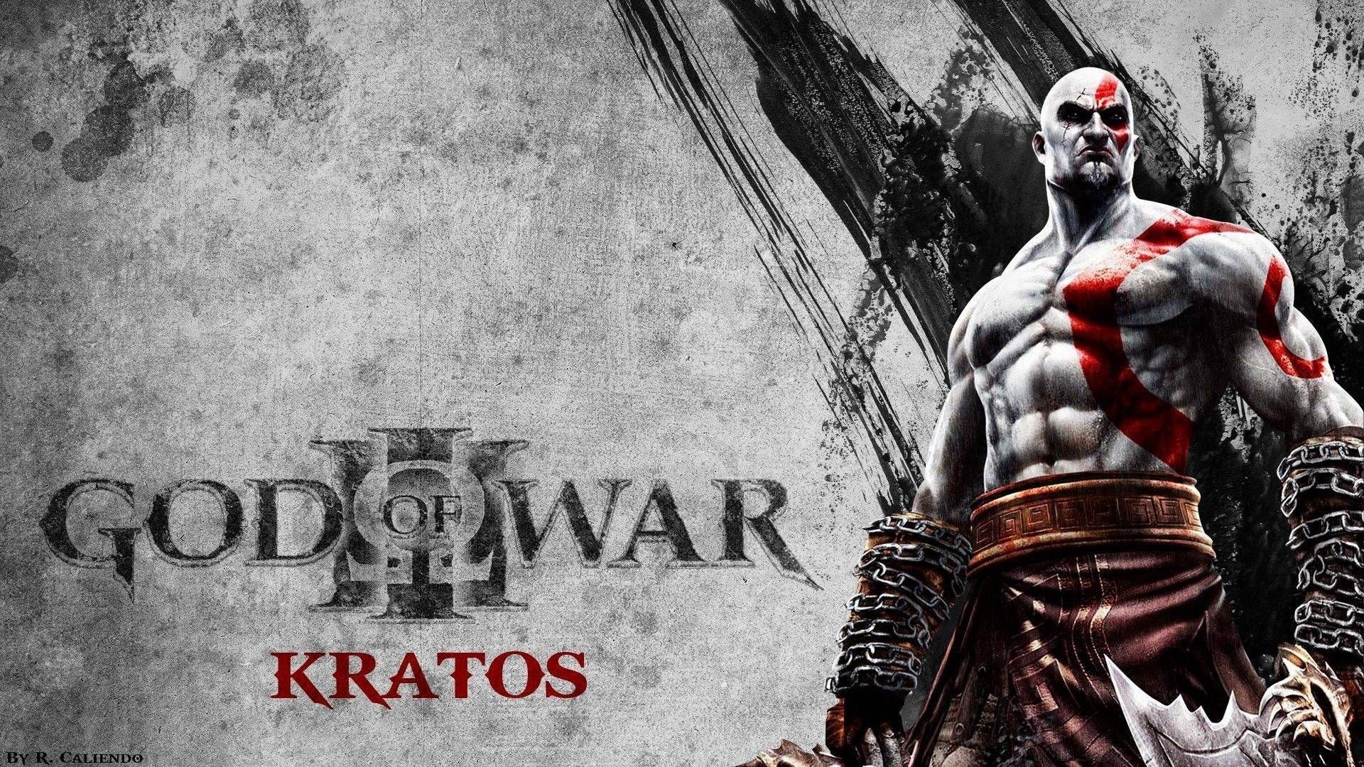 Kratos Wallpaper Free Download