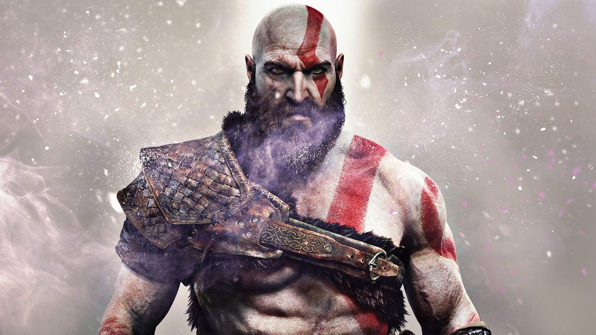 Kratos Wallpaper Full HD
