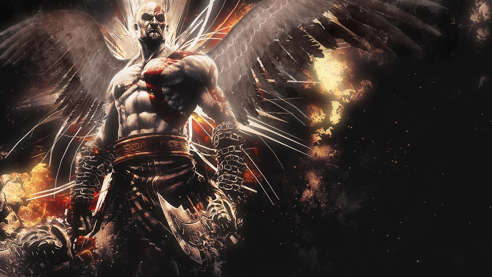 Kratos Wallpaper Pic