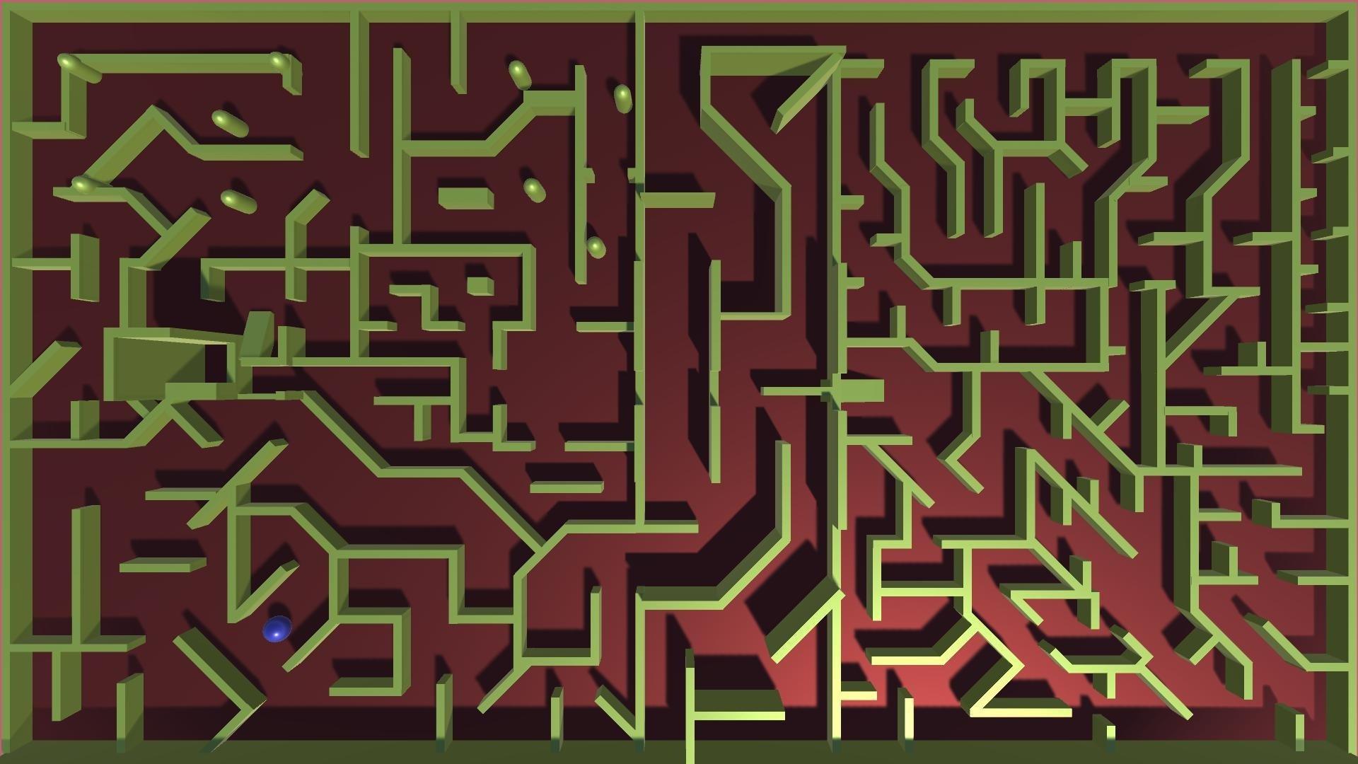 Labyrinth Wallpaper Desktop