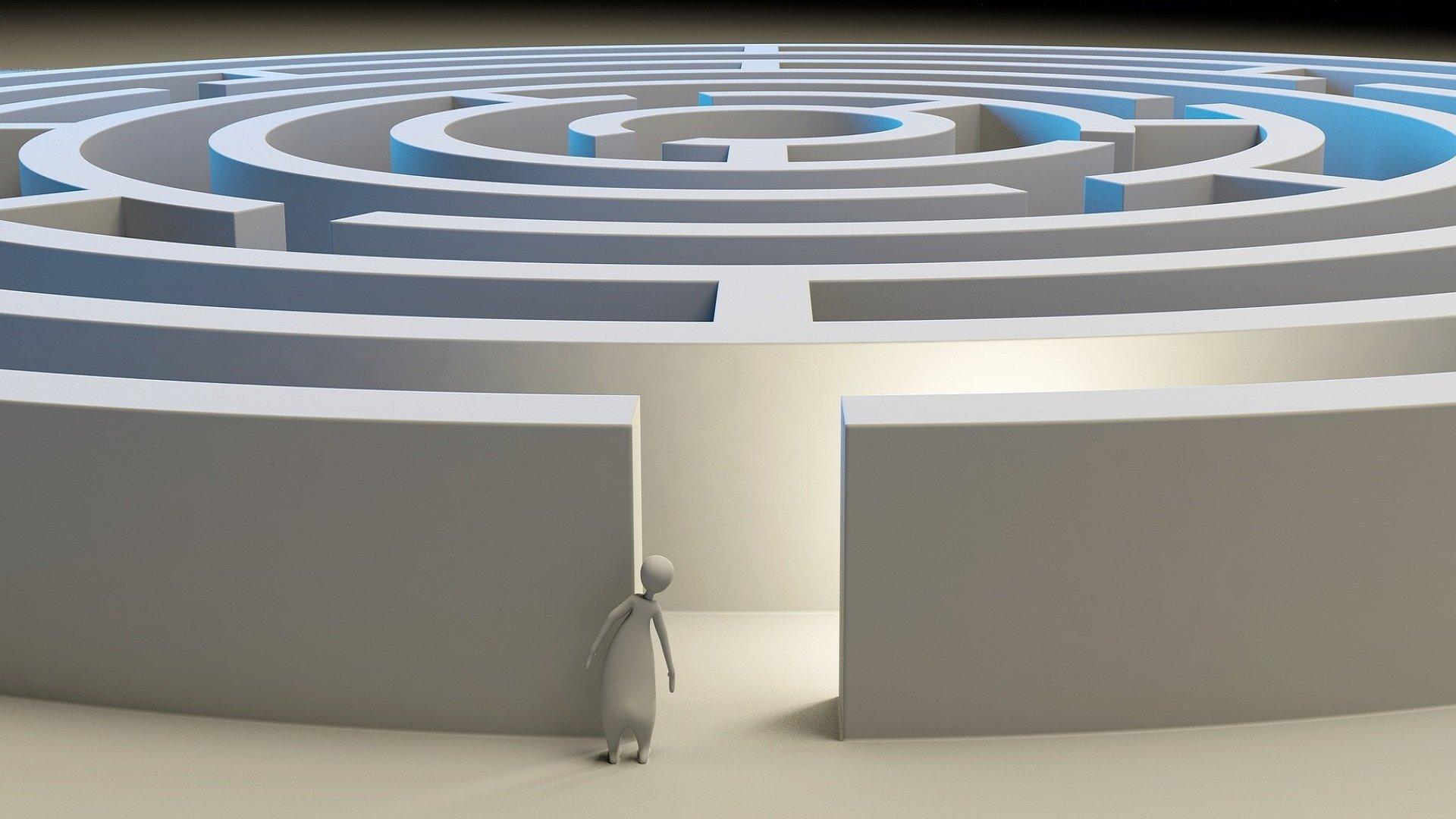 Labyrinth Wallpaper Pic