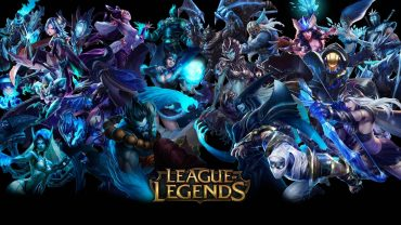 League Of Legends full screen hd wallpaper