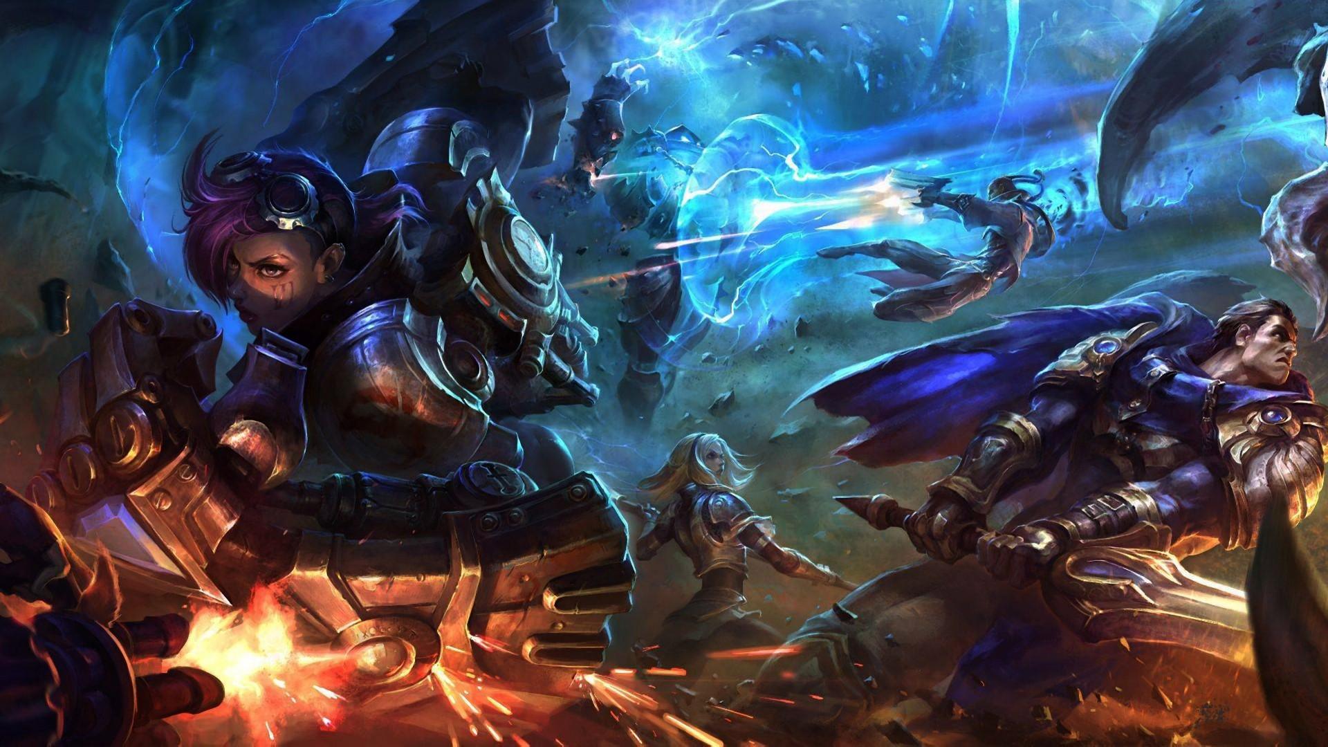 League Of Legends Wallpaper Picture